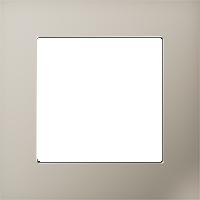 Рамка LS Plus (сталь полированная)