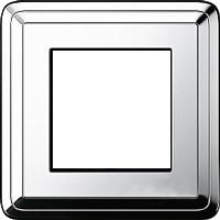 Рамка ClassiX (хром)