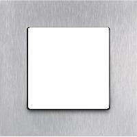 Рамка Carat (нержавеющая сталь)