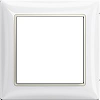 Рамка Basic 55 (альпийский белый)