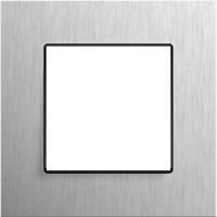 Рамка Esprit (пластик под алюминий)
