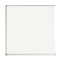 Клавиша Future Linear (пластик белый глянец)