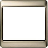 Рамка Arsys (металл светлая бронза)