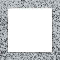 Рамка Aura Stein (натуральный камень серый гранит)