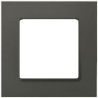 Рамка Delta Miro Металл (графит)