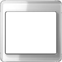Рамка SL 500 (стекло серебро)