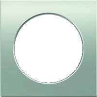 Рамка R3 (алюминий, полярная белизна)