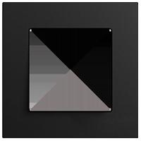 Рамка Esprit Linoleum-Multiplex (антрацит)