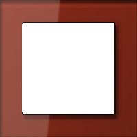 Рамка A Creation (стекло красное глянцевое)