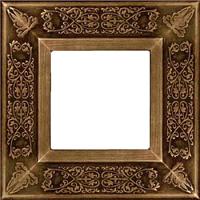 Рамка Granada (блестящая патина)