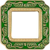 Рамка Smalto Italiano Firenze (изумрудно-зеленый)