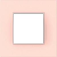 Рамка Unica Quadro (розовый жемчуг)