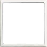 Рамка Impuls (пластик белый глянец)
