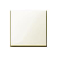 Клавиша M-Elegance Стекло (пластик кремовый глянцевый)