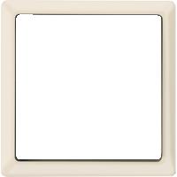 Рамка Artec (пластик кремовый глянцевый)