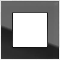 Рамка Esprit (черное стекло)