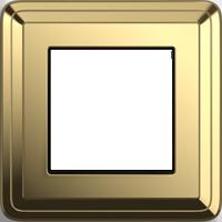 Рамка ClassiX (латунь)