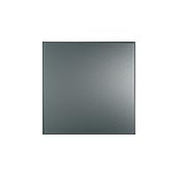 Клавиша Unica Хамелеон (пластик графит)