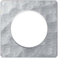 Рамка Odace (алюминий martele)