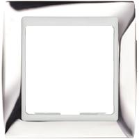 Рамка Simon 82 (хром)