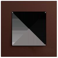 Рамка Esprit Linoleum-Multiplex (коричневый)