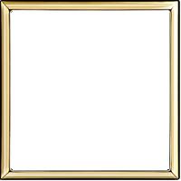 Рамка Impuls (золото)