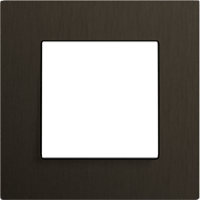 Рамка Esprit (алюминий коричневый)