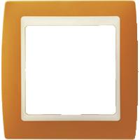 Рамка Simon 82 (терракотовая)