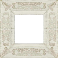 Рамка Granada (провань белый декапо)