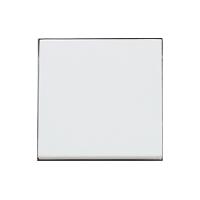 Клавиша Aura Basis (пластик белый)
