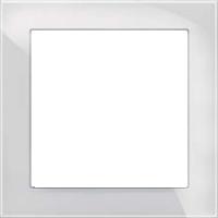 Рамка Nova Brilliance (белый)