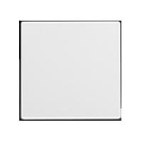 Клавиша M-Smart (пластик белый глянцевый)